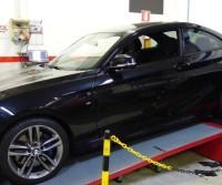 Rimappatura centralina BMW 220d Coupè FXXX su Banco Prova Potenza
