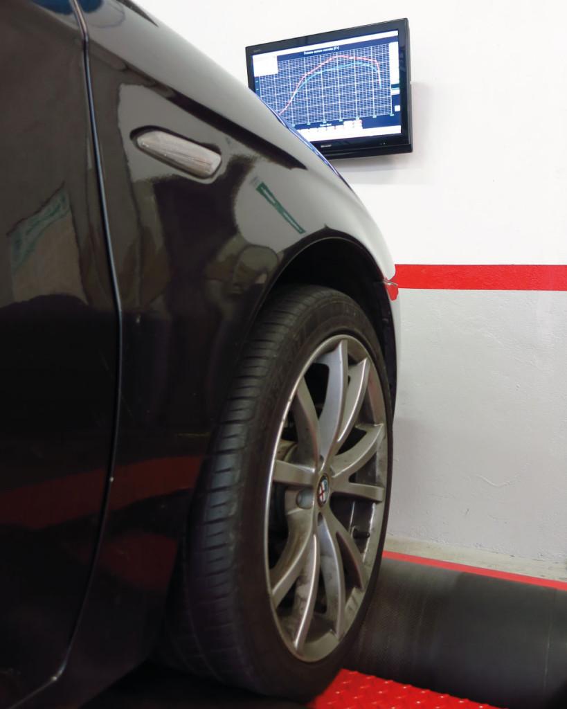 Analisi crupolore della vostra vettura prima e dopo la riprogrammazione della centralina
