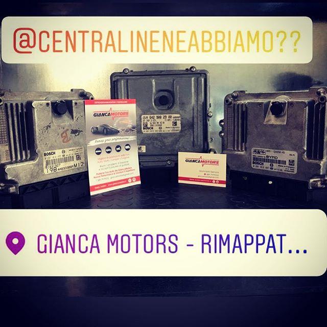 """<span class=""""light"""">Centraline</span> Motore ne abbiamo?</p> <p>Prenota la Tua Rimappatura!<br /> ☎️ 389.7979552<br /> ✉️ giancamotors@gmail.com<br /> www.giancamotors.it<br /> Siamo a Busto Arsizio (VA) a solo mezz'ora da Milano, Varese e Novara"""