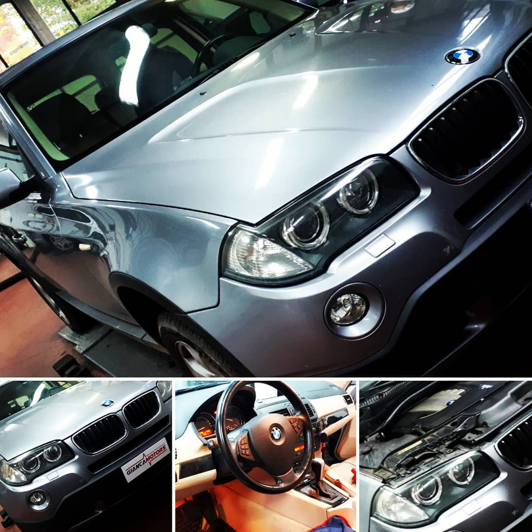 """<span class=""""light"""">Rimappatura</span> centralina BMW X3 2.0d 177cv_ ✅ Rimappatura personalizzata Stage1<br /> ✅ Ottima Coppia e Potenza<br /> ✅ Consumi ottimizzati<br /> ✅ Nessun problema al sistema Fap/Dpf<br /> ✅ Affidabilità al TOP<br /> ✅ Intervento in 2 orette<br /> What else?</p> <p>Hai poco tempo?<br /> Nessun problema!<br /> Bastano 2 orette per migliorare le prestazioni della tua BMW.</p> <p>Contattataci!<br /> Siamo Aperti al SABATO fino alle 18:00!</p> <p>Per Info & Prenotazioni<br /> ☎️ 389.7979552<br /> ✉️ giancamotors@gmail.com<br /> www.giancamotors.it<br /> Siamo a Busto Arsizio (VA) a solo mezz'ora da Milano, Varese e Novara#car"""