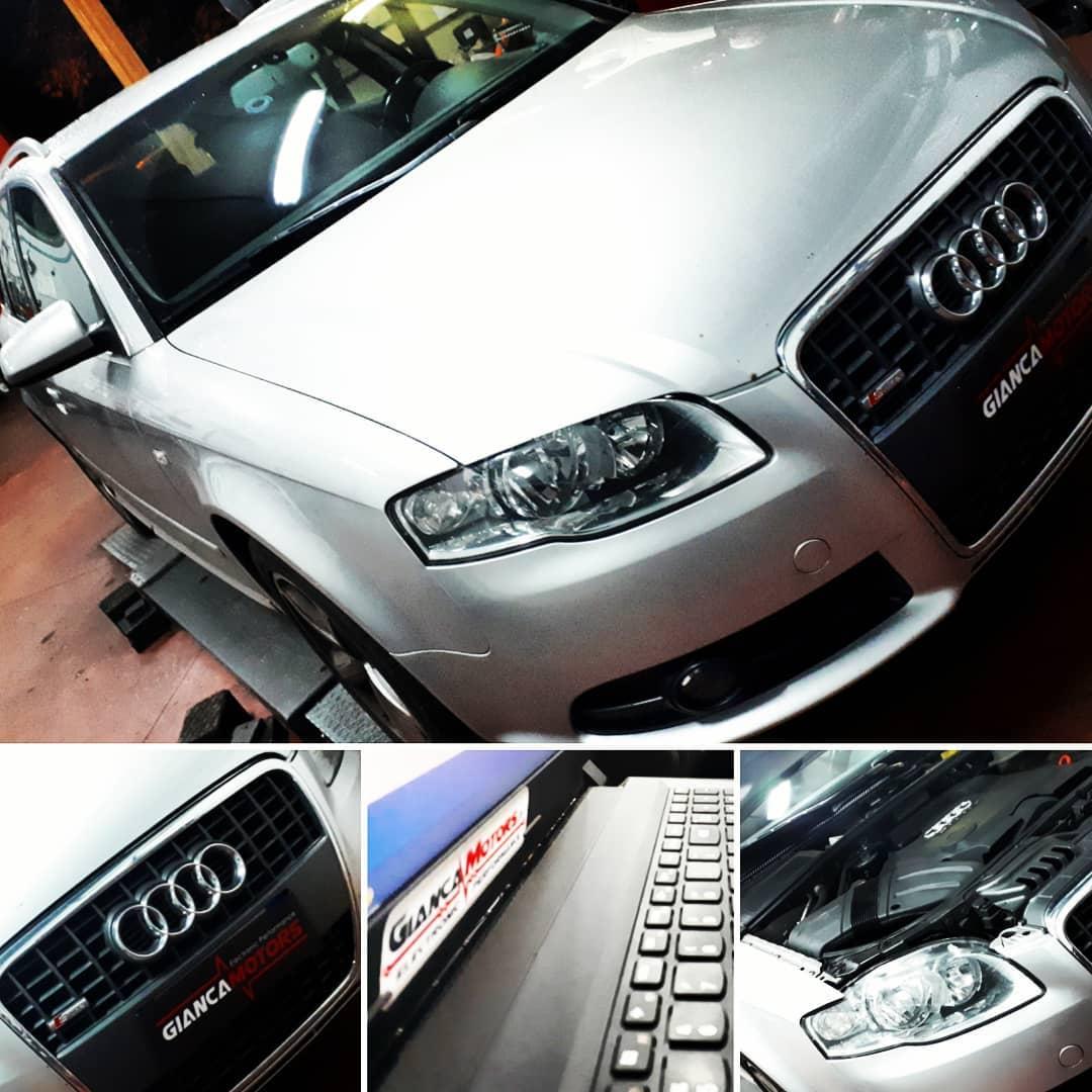 &lt;span class=&quot;light&quot;&gt;Riprogrammazione&lt;/span&gt; centralina Audi A4 2.0 TDI 170cv_disponibilitá di<br /> ✅ Rimappatura Stage Eco<br /> ✅ Soluzione problemi iniezione<br /> ✅ Migliore Coppia e Potenza<br /> ✅ Consumi ottimizzati<br /> ✅ Nessun problema al sistema Fap/Dpf<br /> ✅ Affidabilità al TOP<br /> ✅ Intervento in mezza giornata<br /> What else?</p> <p>Lo sapevi che puoi risolvere molteplici errori, bug e problemi d&#8217;iniezione rimappando la centralina?</p> <p>La tua Audi sará piú affidabile e risparmierai sui costi di manutenzione.</p> <p>Contattataci!<br /> Siamo Aperti al SABATO fino alle 18:00!</p> <p>Per Info &amp; Prenotazioni<br /> ☎️ 389.7979552<br /> ✉️ giancamotors@gmail.com<br /> www.giancamotors.it<br /> Siamo a Busto Arsizio (VA) a solo mezz'ora da Milano, Varese e Novara