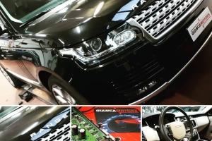 """Rimappatura centralina Range Rover Vogue 4.4 TDV8 340cv_ ✅ Riprogrammazione a banco ✅ Migliore Coppia & Potenza ✅ Ottima """"spinta"""" a tutti i regimi ✅ Ottimizzazioni consumi ✅ Nessun problema al sistema Fap/Dpf ✅ Affidabilità al TOP  Quando 340cv non ti bastano passa dal Gianca! Ti aspettano le migliori calibrazioni e rimappature per migliorare Coppia e Potenza della Tua Auto.  Aperti al SABATO fino alle 18:00.  Per Info & Prenotazioni ☎️ 389.7979552 ✉️ giancamotors@gmail.com www.giancamotors.it Siamo a Busto Arsizio (VA) a solo mezz'ora da Milano, Varese e Novara"""