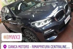 RIMAPPATURA CENTRALINA BMW X3 3.0d 249cv 2018_disponibile upgrade per: ✅ Potenza +37 Cv ✅ Coppia +70 Nm ✅ Sblocco limitatore di velocitá ✅ Configurazione Display Sportivo ✅ Intervento da presa OBD  Sblocca le prestazioni della tua Nuova BMW in meno di 2 ore senza aprire la centralina, il tutto via cabo OBD.  Vieni dal Gianca, Nuove prestazioni Ti aspettano :). Prenota la Tua Rimappatura: ☎ 389.7979552 ✉ giancamotors@gmail.com www.giancamotors.it Siamo a Busto Arsizio (VA) a solo mezz'ora da Milano, Varese e Novara