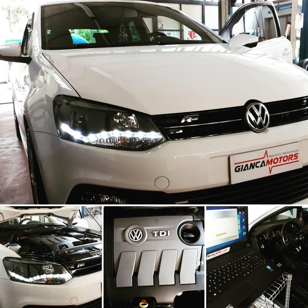 """<span class=""""light"""">RIMAPPATURA</span> CENTRALINA Volkswagen Polo 1.6 TDI_90cv 2014<br /> .<br /> ✅ Potenza +40 Cv<br /> ✅ Coppia +70 Nm<br /> ✅ Sblocco limitatore di velocitá<br /> …e come sempre…<br /> ✅ Prova Potenza Prima e Dopo<br /> ✅ Affidabilità garantita<br /> ✅ Centralina al Top<br /> ✅ Sabato Aperti<br /> ✅ Oltre 12 anni di esperienza.<br /> What else?</p> <p>Con la Nostra Rimappatura centralina puoi sbloccare le della tua 1.6 tdi per prestazioni di categoria e una velocità in over 220 km/h!</p> <p>Amplifica le prestazioni della Tua con le Nostre Rimappature Centraline a e.</p> <p>Scopri i benefici della Centralina by:</p> <p>https://www.giancamotors.it/benefici-della-rimappatura/</p> <p>Prenota la Tua Rimappatura:<br /> ☎ 389.7979552<br /> ✉ giancamotors@gmail.com<br /> www.giancamotors.it<br /> Siamo a Busto Arsizio (VA) a solo mezz'ora da Milano, Varese e Novara"""