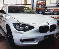 RIMAPPATURA CENTRALINA BMW 116d 1.6 2015_  BMW Mania! Non potevamo sistemare la carrozzeria, e abbiamo iniziato a migliorare le prestazioni con una mappa by Gianca affidabile e duratura. . ✅ Rimappatura Stage 1 by ✅ Potenza 116cv@149cv ✅ Coppia 250nm@350nm ✅ Limitatore Velocitá Off ✅ Affidabilitá al Top . Stage 1 disponibile per tutti i motori 1.6d BMW . Chiptuning garantito da oltre 15 anni di esperienza e un consolidato ✅1. Diagnosi ✅2. Prova Potenza prima ✅3. Backup e Rimappatura ✅4. Prova Potenza dopo ✅5. Diagnosi & Controlli . Cosa Aspetti! Migliora la Coppia, la Potenza e diminuisci i Consumi della tua BMW 116d con la Nostra rimappatura della centralina. . . Seleziona la Tua Auto dal Catalogo e scopri il potenziale della Rimappatura: https://www.giancamotors.it/catalogo/ . . . Abbiamo attivato il SERVIZIO GRATUITO DI E vettura. . . . . Per Info & Prenotazioni ☎ 389.7979552 https://wa.me/393897979552 ✉ giancamotors@gmail.com www.giancamotors.it Siamo a Busto Arsizio (VA) a solo mezz'ora da Milano, Varese e Novara. . Aperti al SABATO fino alle 18:30! . . Riceviamo su appuntamento