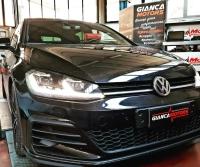 RIMAPPATURA CENTRALINA Volkswagen Golf 7.5 2.0 GTD DSG 184cv_ . ✅ Rimappatura Stage 1 by ✅ Potenza +30cv 184@214 ✅ Coppia +70nm 380@450 +70nm ✅ Affidabilitá al Top . Mappa Stage 1 disponibile per tutti i motori 2.0 TDI VAG . Chiptuning garantito da oltre 15 anni di esperienza e un consolidato ✅1. Diagnosi ✅2. Prova Potenza prima ✅3. Backup e Rimappatura ✅4. Prova Potenza dopo ✅5. Diagnosi & Controlli . Cosa Aspetti! Aumenta la Coppia, migliora la Potenza e diminuisci i Consumi della tua GOLF TDI con la Nostra rimappatura della centralina. . . Seleziona la Tua Volkswagen dal Catalogo e scopri il potenziale della Rimappatura: https://www.giancamotors.it/catalogo/ . . . Abbiamo attivato il SERVIZIO GRATUITO DI E vettura. . . . . Per Info & Prenotazioni ☎ 389.7979552 https://wa.me/393897979552 ✉ giancamotors@gmail.com www.giancamotors.it Siamo a Busto Arsizio (VA) a solo mezz'ora da Milano, Varese e Novara. . Aperti al SABATO fino alle 18:30! . . Riceviamo su appuntamento