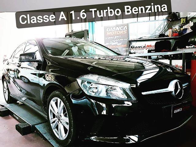"""<span class=""""light"""">RIMAPPATURA</span> CENTRALINA Mercedes Classe A180 1.6 turbo benzina 122cv<br /> +45cv @ +100nm_<br /> .<br /> ✅ Rimappatura Stage 1<br /> ✅ Limitatore velocitá off<br /> ✅ Mappa by Gianca<br /> ✅ Affidabilitá al Top<br /> ✅ Software garantito a Vita<br /> ✅ Solo 2 orette di attesa<br /> ✅ Test Prova Potenza<br /> .<br /> .<br /> .<br /> Oltre 15 anni di esperienza ed un consolidato<br /> ✅1. Diagnosi<br /> ✅2. Prova Potenza originale<br /> ✅3. Backup Mappa Originale & Rimappatura<br /> ✅4. Prova Potenza Stage 1<br /> ✅5. Diagnosi & Controlli<br /> .<br /> .<br /> .<br /> .<br /> Sblocca le prestazioni della tua Classe A180 con la rimappatura della centralina.<br /> Cosa Aspetti!<br /> Incrementa la<br /> Aumenta la<br /> Riduci i</p> <p>Scopri il potenziale della Rimappatura centralina della tua Auto.</p> <p>Visualizza l'incremento di Potenza >>> https://www.giancamotors.it/catalogo/<br /> .<br /> .<br /> .<br /> .<br /> .<br /> .<br /> Per info e prenotazioni<br /> ☎ 389.7979552</p> <p>https://wa.me/393897979552</p> <p>✉ giancamotors@gmail.com<br /> www.giancamotors.it<br /> Siamo a Busto Arsizio (VA) a solo mezz'ora da Milano, Varese e Novara.<br /> .<br /> Aperti al SABATO fino alle 18:30!<br /> .<br /> .<br /> Riceviamo su appuntamento.<br /> .<br /> .<br /> @mercedes<br /> @classea<br /> @classe<br /> @mercedesitalia<br /> @alientech_official"""